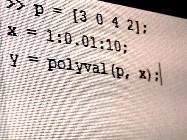 polyval_matlab