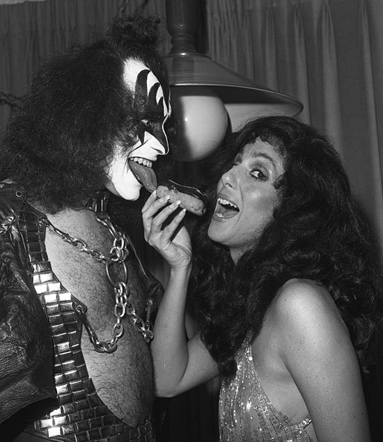 Gene and Cher