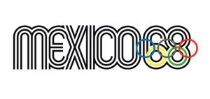 Logo Mexico 68